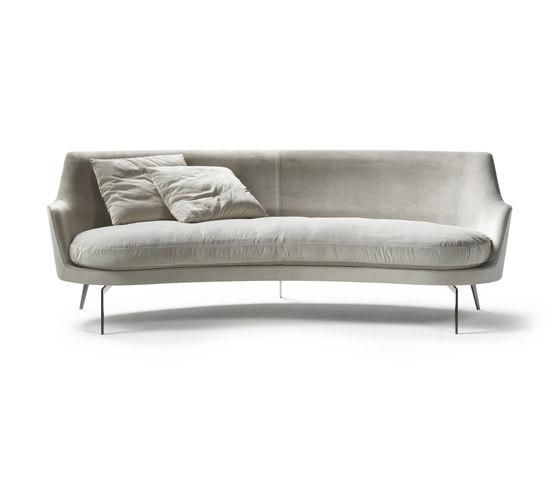 Guscio Sofa de Flexform | Canapés d'attente