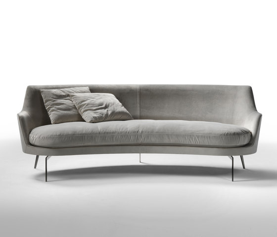 guscio by flexform soft armchair armchair armchair. Black Bedroom Furniture Sets. Home Design Ideas