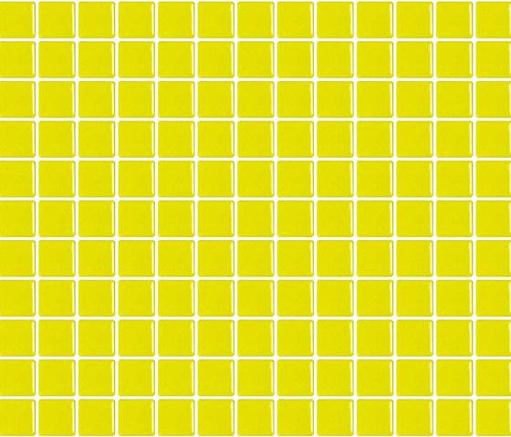 Lisos & Nieblas amarillo de Togama | Mosaïques verre