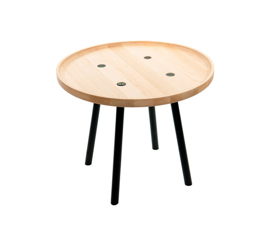 Plate coffee table by Covo | Side tables