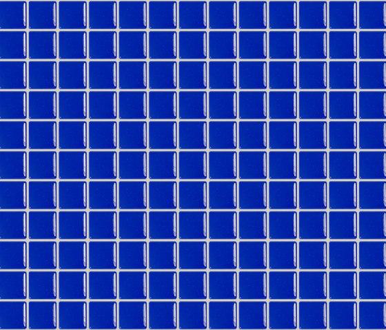 Lisos & Nieblas azul fuerte by Togama | Glass flooring