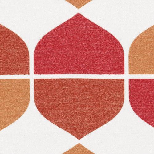 Mira Sheer Poppy by KnollTextiles | Curtain fabrics