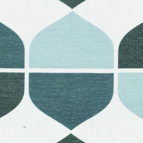 Mira Sheer Peacock by KnollTextiles | Curtain fabrics