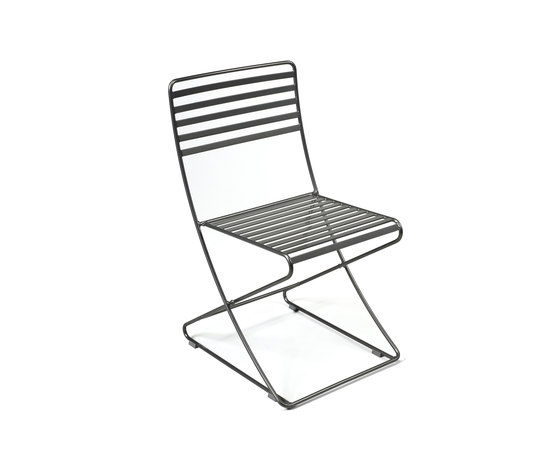 Parc Centre Chair no arms by Landscape Forms | Exterior chairs
