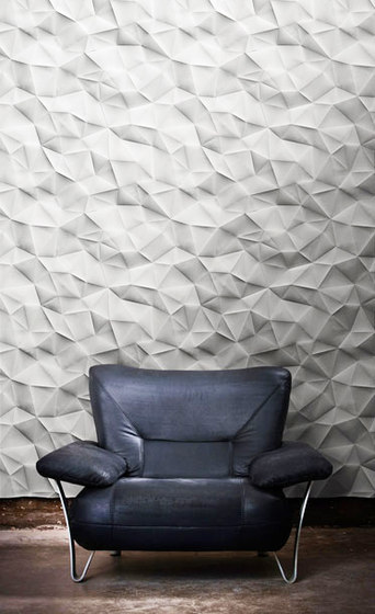 Crush InterlockingRock® Panel by Modular Arts | Wall panels