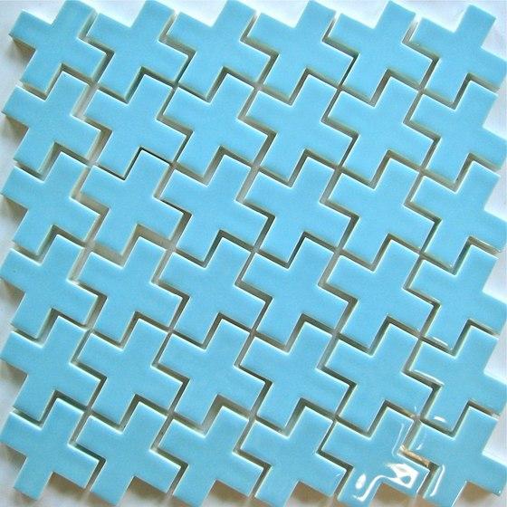 "Plus Mosaic 2"" Splash di modwalls® | Mosaici ceramica"