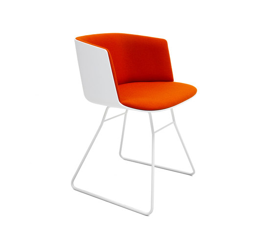 Cut by lapalma | Visitors chairs / Side chairs