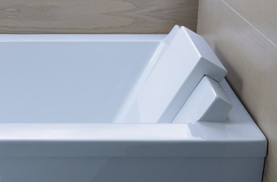 Starck 2 - Bathtub by DURAVIT | Built-in bathtubs