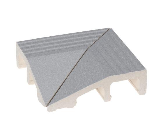 Grip edge Perla by Ceramica Vogue | Floor tiles