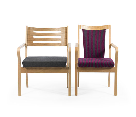 Duun bariatric by Helland | Elderly care armchairs