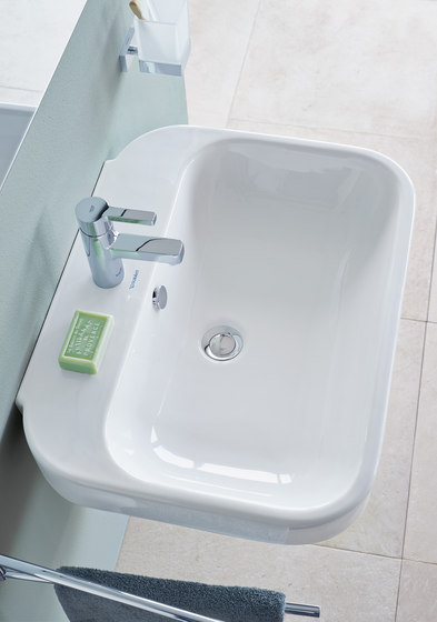 Happy D.2 - Washbasin by DURAVIT | Wash basins