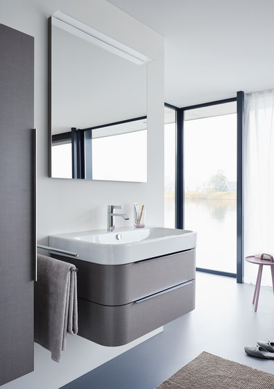 Happy D.2 - Countertop basin by DURAVIT | Wash basins