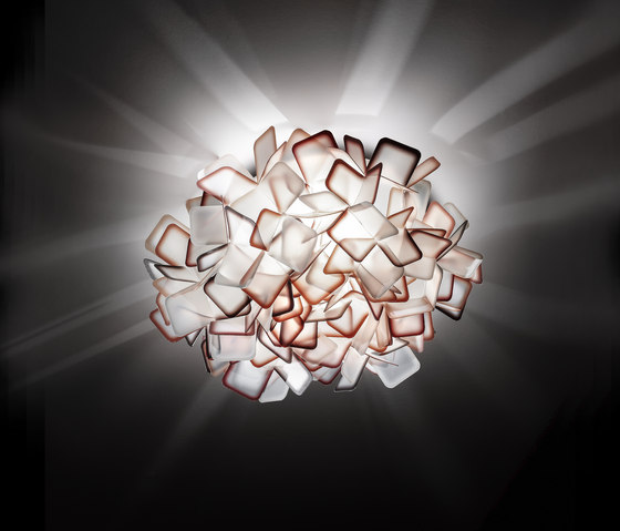 Clizia ceiling by Slamp | General lighting