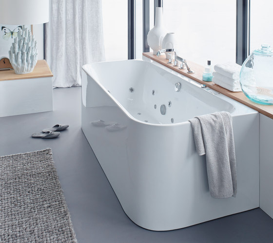 Happy D.2 - Bathtub by DURAVIT | Bathtubs