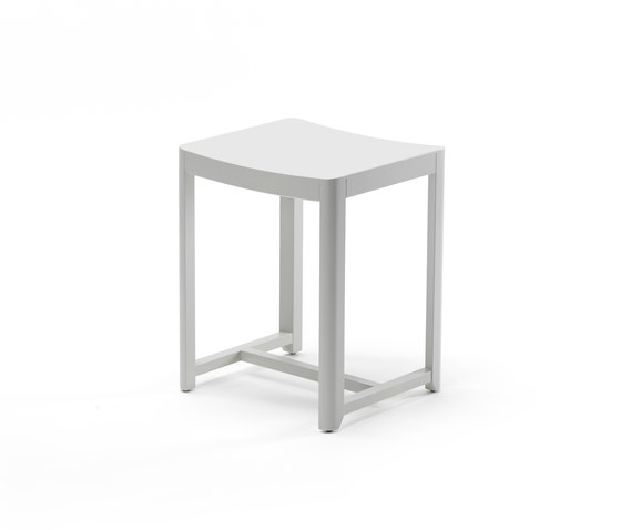 SELERI Stool by Zilio Aldo & C | Ottomans