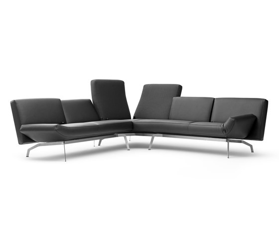 Shuffle Sofa de Leolux | Canapés