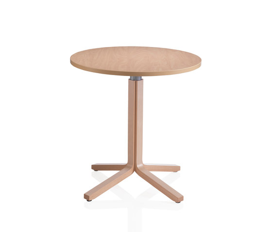 Duun dining table by Helland | Cafeteria tables