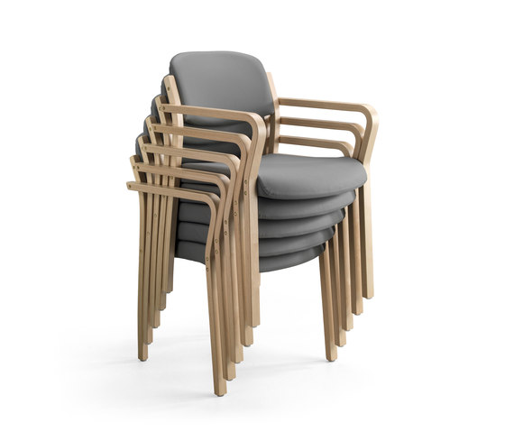 Duun chair stackable by Helland | Chairs