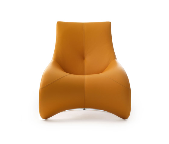 Darius Armchair by Leolux | Lounge chairs