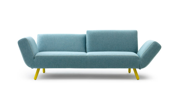 Dr'op Sofa by Leolux | Lounge sofas