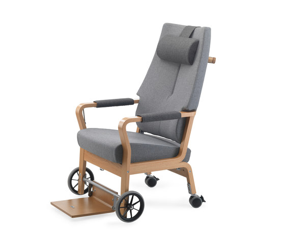 Duun recliner chair by Helland | Elderly care chairs
