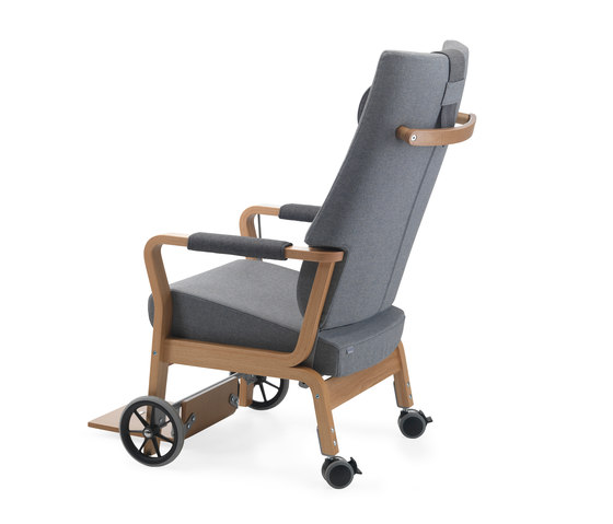 Duun recliner chair sillas para ancianos de helland for Sillas para duchar ancianos
