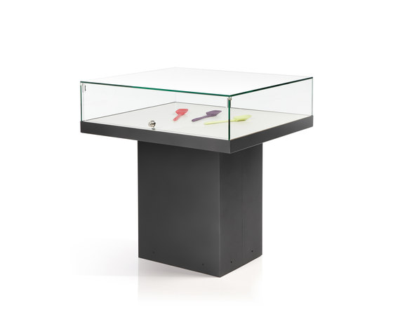Vitrinas SHELF CASES de Planning Sisplamo | Vitrinas