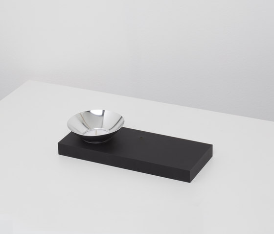 VLAMP SMOKE 1 by jacob de baan | Candlesticks / Candleholder