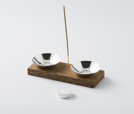 VLAMP RAW SMOKE 2 by jacob de baan | Candlesticks / Candleholder