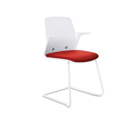 EVERYis1 580E by Interstuhl Büromöbel GmbH & Co. KG | Visitors chairs / Side chairs