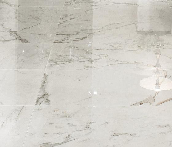 Marvel Wall Calacatta Extra by Atlas Concorde | Ceramic tiles
