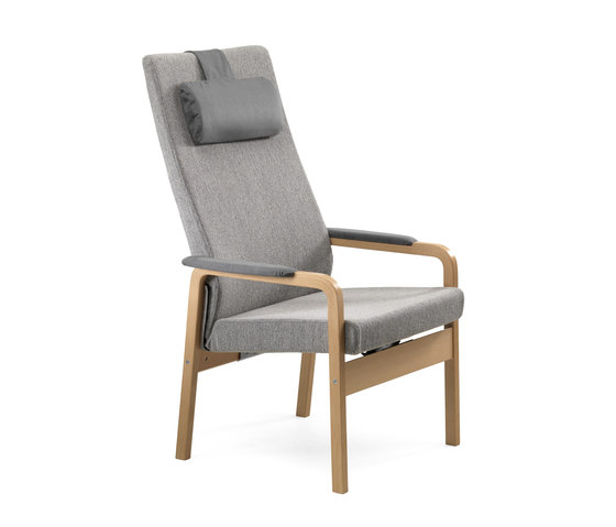 Gent recliner chair by Helland | Elderly care armchairs
