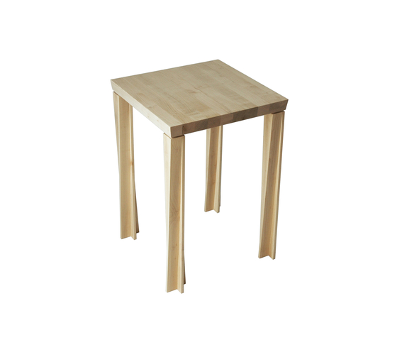 bellbottomsTable de xbritt moebel | Tables d'appoint
