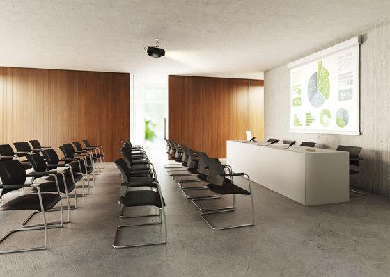 Quaranta5 de Fantoni | Mesas de conferencias