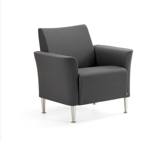 Gent armchair by Helland | Elderly care armchairs