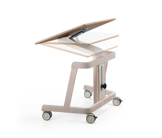 HM270 trolley table by Helland | Tables