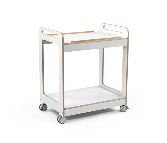 HM280 trolley table by Helland | Tea-trolleys / Bar-trolleys
