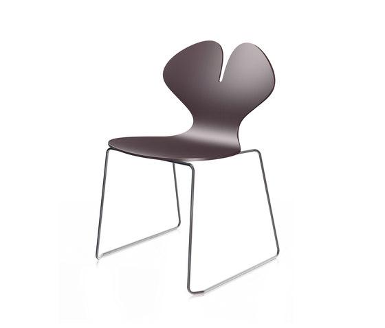 Concept C Con55 de Klöber | Chaises de restaurant