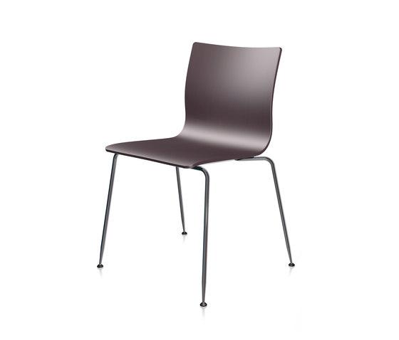 Concept C Con57 de Klöber | Chaises de restaurant