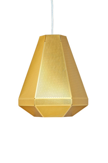 Cell Tall Pendant by Tom Dixon | General lighting