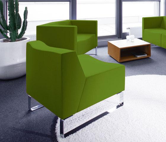 Concept C Con61 de Klöber | Elementos asientos modulares