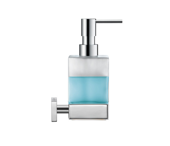 Karree - soap dispenser by DURAVIT | Soap dispensers