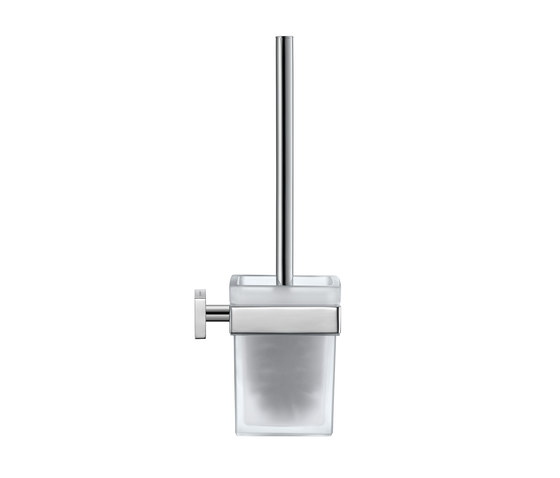 Karree - toilet brush by DURAVIT | Toilet brush holders