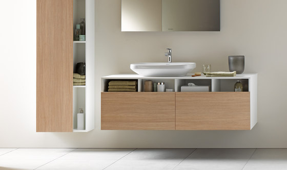 DuraStyle - Above counter basin by DURAVIT | Wash basins