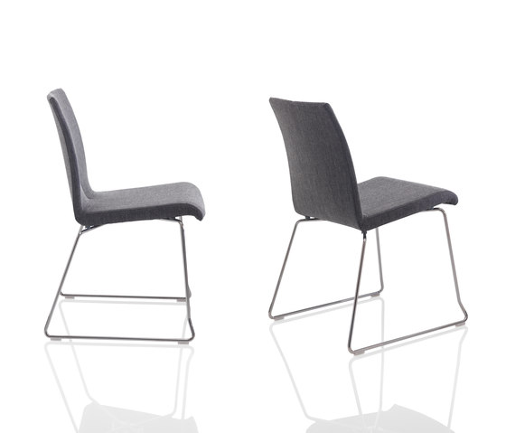 Lake chair stackable by Helland   Chairs