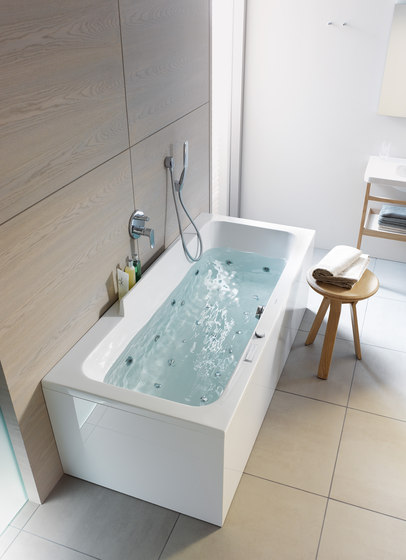 DuraStyle - Bathtub by DURAVIT | Built-in bathtubs