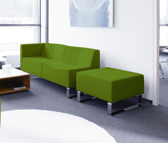 Concept C Con62 by Klöber | Modular seating elements