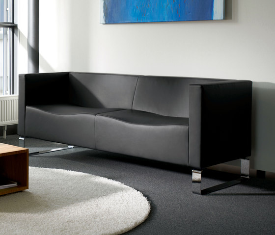 Concept C Con62 de Klöber | Éléments de sièges modulables