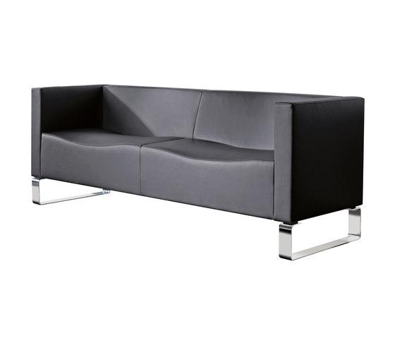 Concept C Sofa von Klöber | Loungesofas