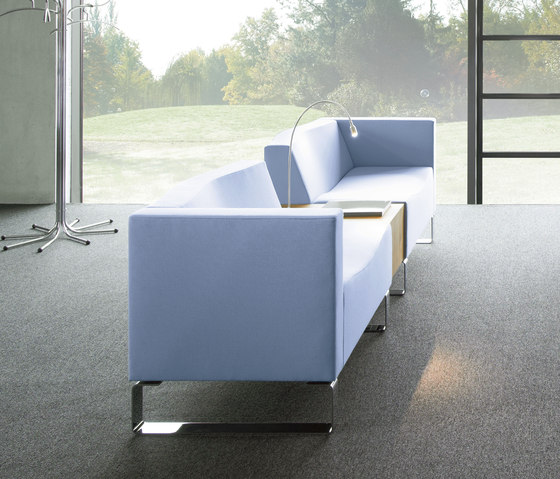 Concept C Con63 by Klöber | Modular seating elements